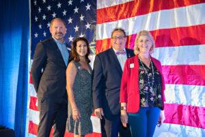 Brea, Chino Valley, Corona, and Yorba Linda Chamber of Commerce Presidents