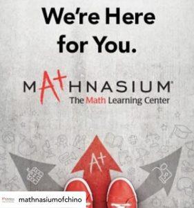 Mathnasium Chino