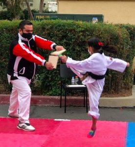 US Olympic Tae Kwon Do