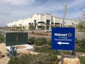 Walmart Fulfillment Center